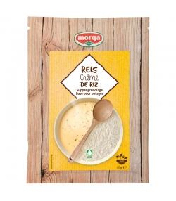 Crème de riz BIO – 65g – Morga