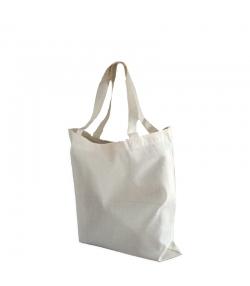 Einkaufstaschen mit kurzem Henkel aus Bio-Baumwolle - 1 Stück - ah table !
