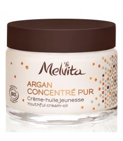Crème-huile jeunesse BIO argan - 50ml - Melvita Argan Concentré Pur