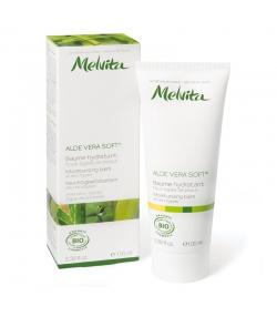 Baume hydratant aloe vera soft BIO - 100ml - Melvita