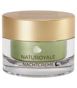 Crème de nuit BIO truffe blanche & lupin - 50ml - Annemarie Börlind NatuRoyale