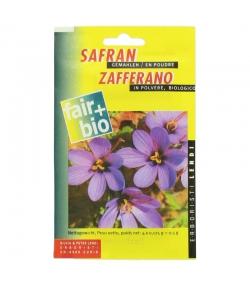 Safran en poudre BIO - 0,5g - Lendi