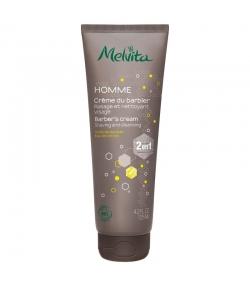 2in1 BIO-Barbiercreme Baobab & Zitrone für Männer - 125ml - Melvita