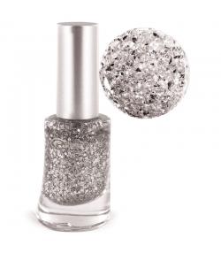 Nagellack Glitter N°814 Silver - 8ml - Couleur Caramel