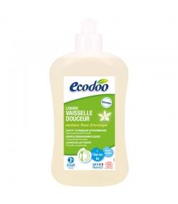 Liquide vaisselle douceur écologique fleur d'oranger - 500ml - Ecodoo
