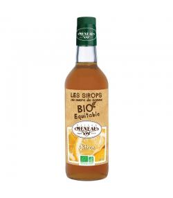 Sirop de citron BIO - 50cl – Meneau
