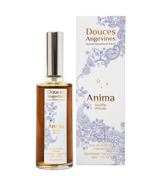 Eau de Parfum BIO Anima Sternenhauch - 50ml - Douces Angevines