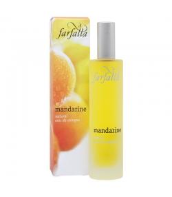Eau de Cologne BIO Mandarine - 50ml - Farfalla