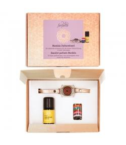 Bracelet parfumé Mandala - Farfalla
