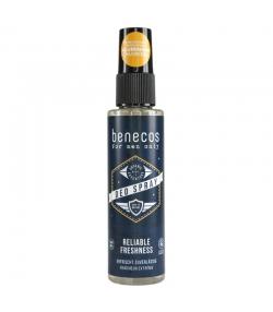 Déodorant spray homme BIO verveine - 75ml - Benecos
