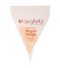 Berlingot argile rouge - 15ml - Argiletz