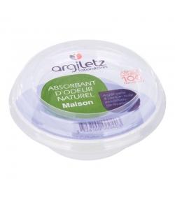 Absorbant d'odeur naturel pour la maison lavande - 115g - Argiletz