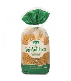 Cornettes de soja & blé dur complet BIO – 500g – Morga