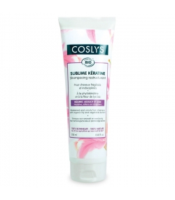 "BIO-Shampoo restrukturierend ""Sublime Kératine"" Phytokeratin & Lilie - 250ml - Coslys"