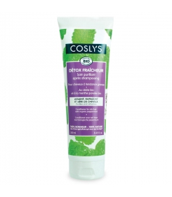 Après-shampooing BIO menthe poivrée & argile - 250ml - Coslys