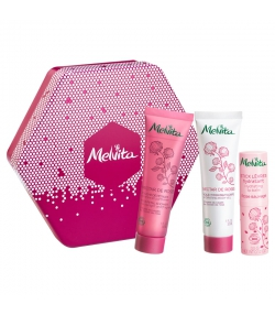 BIO-Weihnachtsbox Nectar de Roses - Melvita