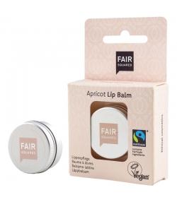 Baume à lèvres BIO abricot - 12g - Fair Squared