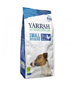 Croquettes poulet & céréales pour chien de petites races BIO - 5kg - Yarrah