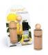 Diffuseur d'arôme provençal & 1 huile essentielle Citron 10ml - Florame