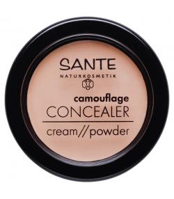 Correcteur camouflage BIO N°02 Sand - 3,4g - Sante