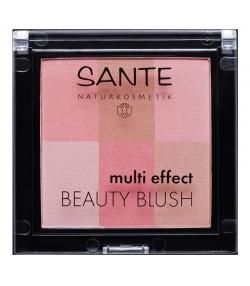 Fard à joues beauté multi-effets BIO N°01 Coral - 8g - Sante