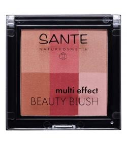 Fard à joues beauté multi-effets BIO N°02 Cranberry - 8g - Sante
