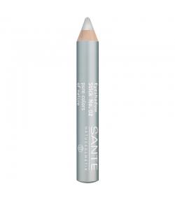 Crayon ombre à paupières BIO N°02 Silver - 3,2g - Sante