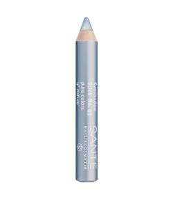 BIO-Lidschattenstift N°03 Blue - 3,2g - Sante