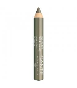 BIO-Lidschattenstift N°05 Olive - 3,2g - Sante