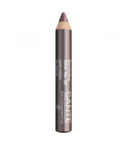 Crayon ombre à paupières BIO N°08 Coffee - 3,2g - Sante
