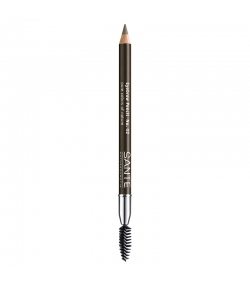 Crayon à sourcils naturel N°02 Brown - 1,4g - Sante