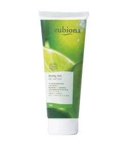 BIO-Styling Gel Limonen & Coffein - 125ml - Eubiona