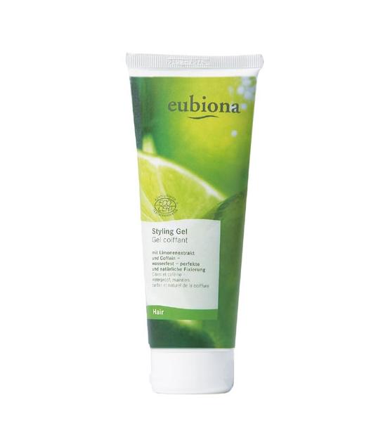 BIO-Styling Gel Limonen & Coffein - 125ml - Eubiona