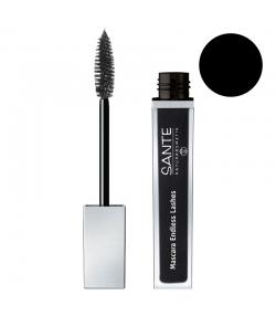Mascara Endless Lashes BIO N°01 Black - 7ml - Sante