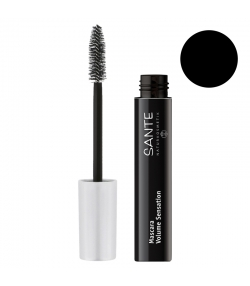 Mascara Volume Sensation BIO N°01 Black - 12ml - Sante