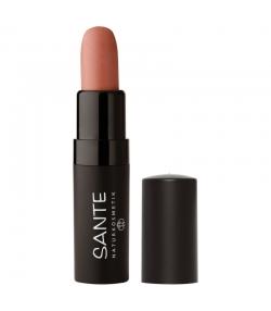 BIO-Lippenstift matt N°01 Dusty Beige - 4,5g - Sante