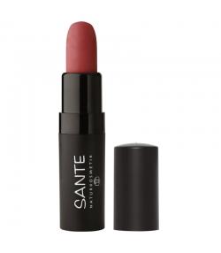BIO-Lippenstift matt N°02 Pure Rosewood - 4,5g - Sante