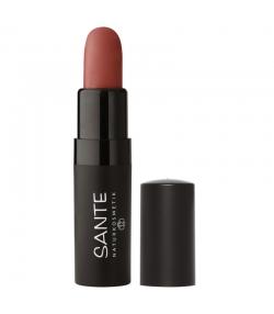 Rouge à lèvres mat BIO N°06 Blissful Terra - 4,5g - Sante