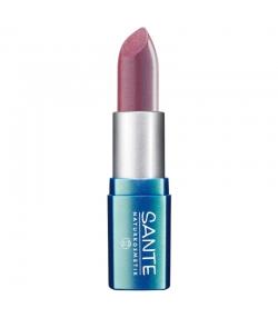 BIO-Lippenstift glänzend N°02 Pink Rose - 4,5g - Sante