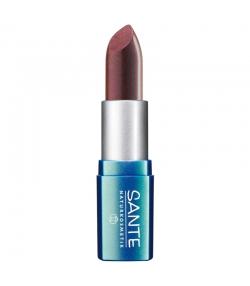 BIO-Lippenstift glänzend N°10 Brown Red - 4,5g - Sante
