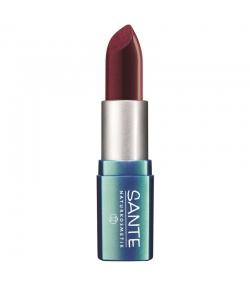 BIO-Lippenstift glänzend N°23 Poppy Red - 4,5g - Sante
