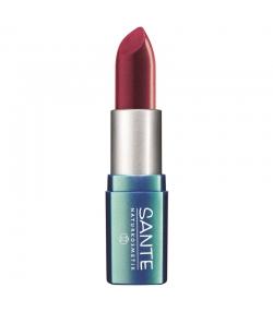 BIO-Lippenstift glänzend N°24 Raspberry Red - 4,5g - Sante