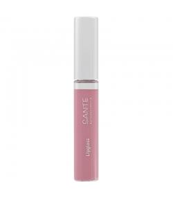 BIO-Lipgloss N°01 Nude Rose - 8ml - Sante