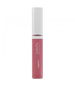 Gloss à lèvres BIO N°03 Peach Pink - 8ml - Sante
