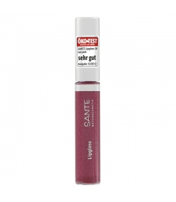 BIO-Lipgloss N°04 Red Pink - 8ml - Sante
