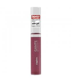 Gloss à lèvres BIO N°04 Red Pink - 8ml - Sante