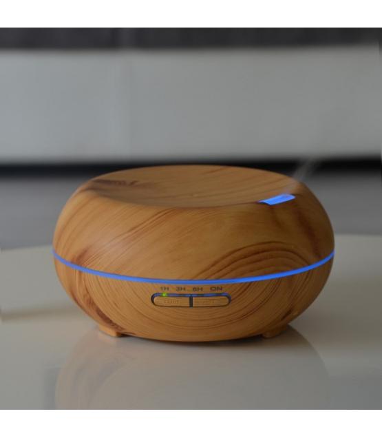 diffuseur lectrique d 39 huile essentielle par ultrason woody zen ar me. Black Bedroom Furniture Sets. Home Design Ideas