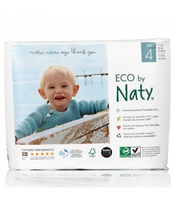 Sacs A Couches Jetables Eco 50 Pieces Naty