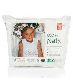 Culottes d'apprentissage écologiques Taille 5 Junior 12-18 kg – 1 sac de 20 pièces – Naty