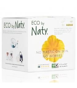 Nachts BIO-Damenbinden für sehr schwere Blutungen - 10 Stück - Naty